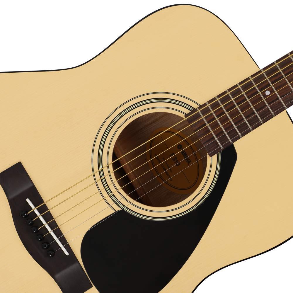 Yamaha F310 6 Strings Acoustic Guitar Natural