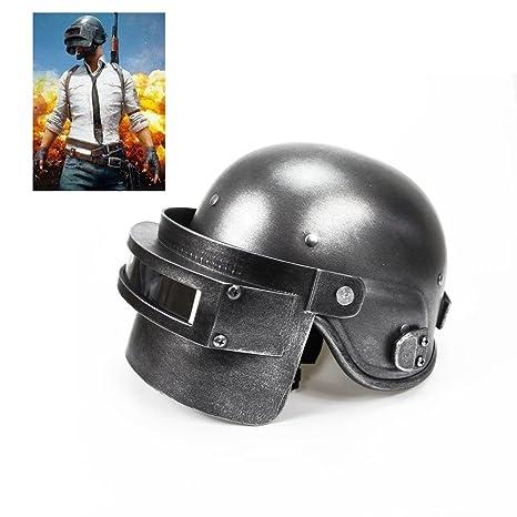Amazon.com   SHUISHOU PUBG Battlegrounds Level 3 Helmets Game Cap Hallowmas  Cosplay Prop   Sports   Outdoors 2936b464c82