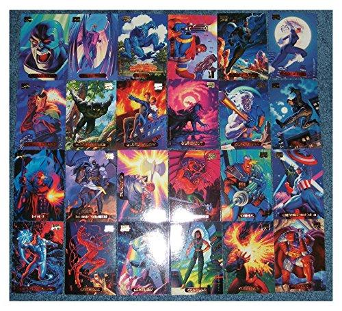 marvel masterpieces 1994 - 3
