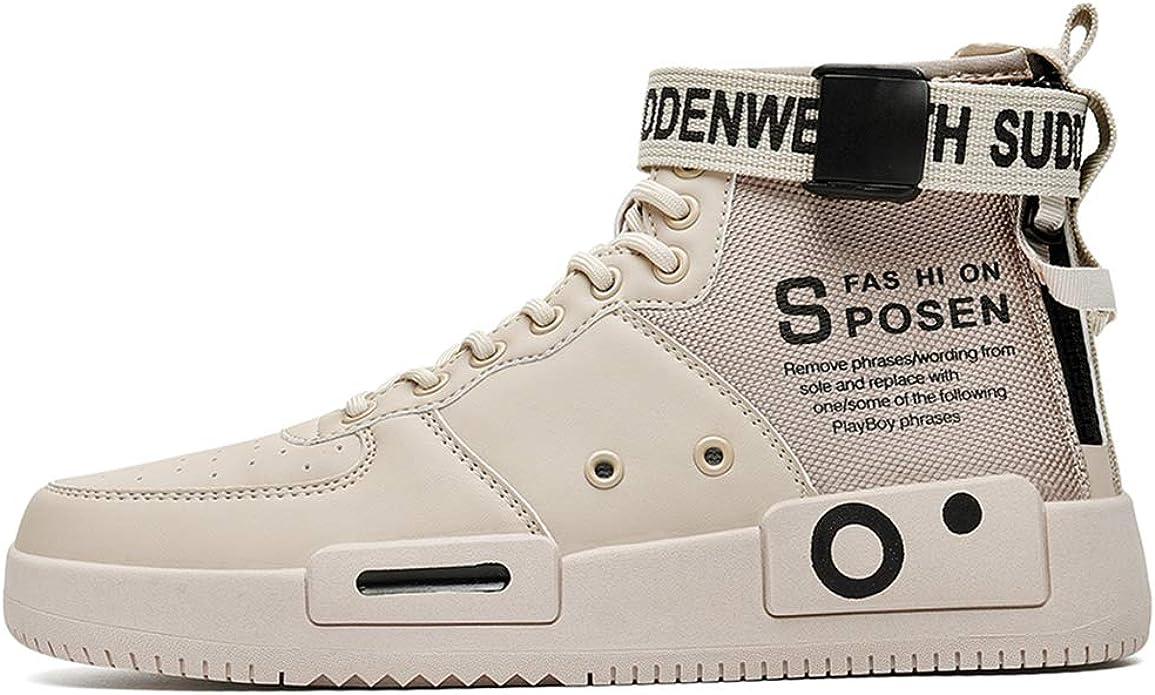 Ahico Mens Fashion Sneakers High