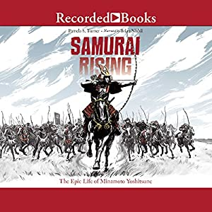 Samurai Rising Audiobook