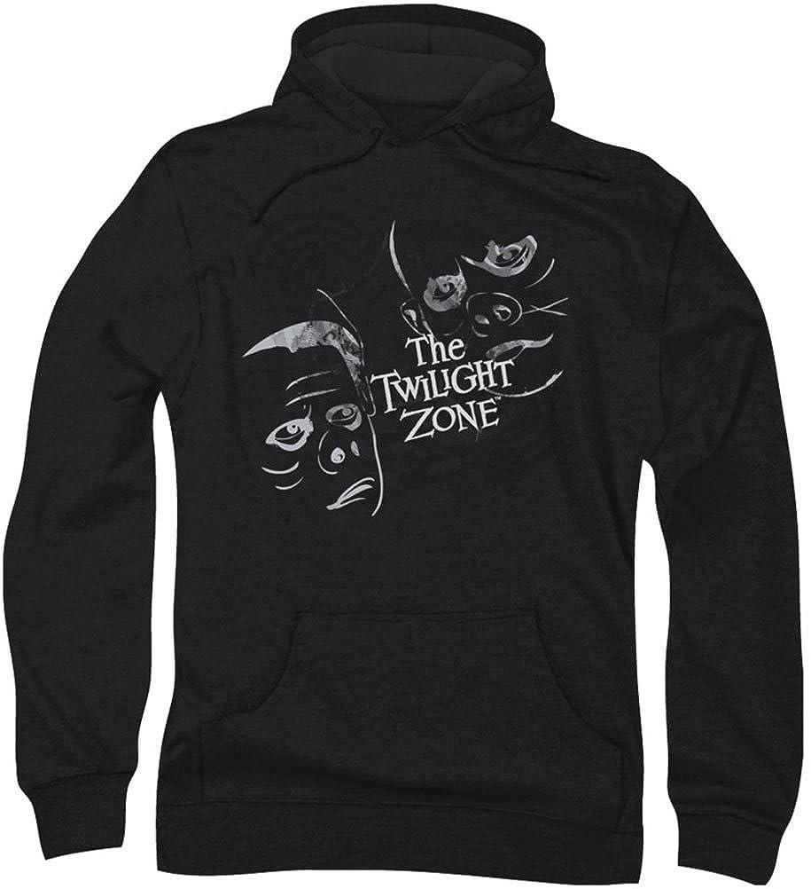 Twilight Zone - Herren fremde Gesichter Hoodie