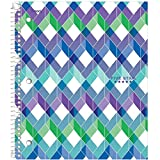 Five Star Spiral Notebook 1-Subject College Ruled 100-Sheet 11x8.5in