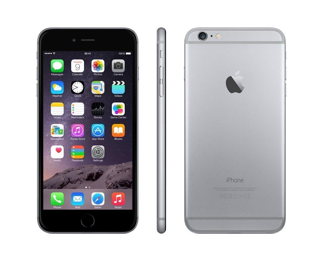 apple iphone 6s space gray 64 gb