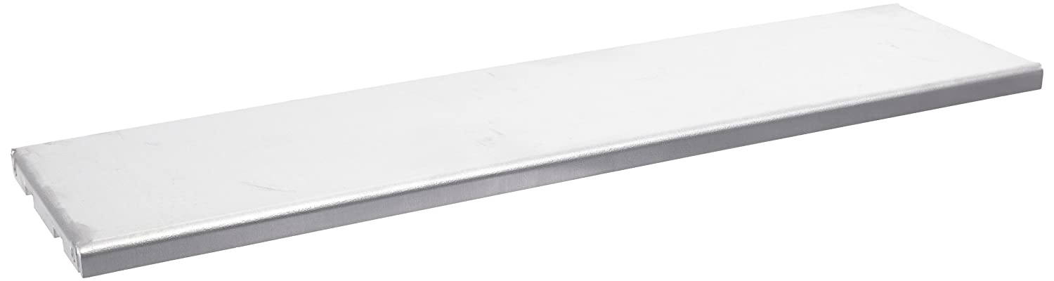 16-51//64 Length x 4-17//64 Width x 29//64 Height BUD Industries C-14242 Aluminum Rackmount Internal Chassis Natural Finish