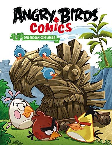 Angry Birds 4: Der trojanische Adler (German Edition) (Plants Vs Zombies Kind)