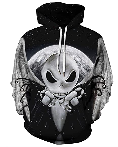 613eee208f78 Galaxy Sweatshirts Men Women 3D Hoodies with Hat Print Grey Aliens Hooded  Hoodies Thin Tracksuits