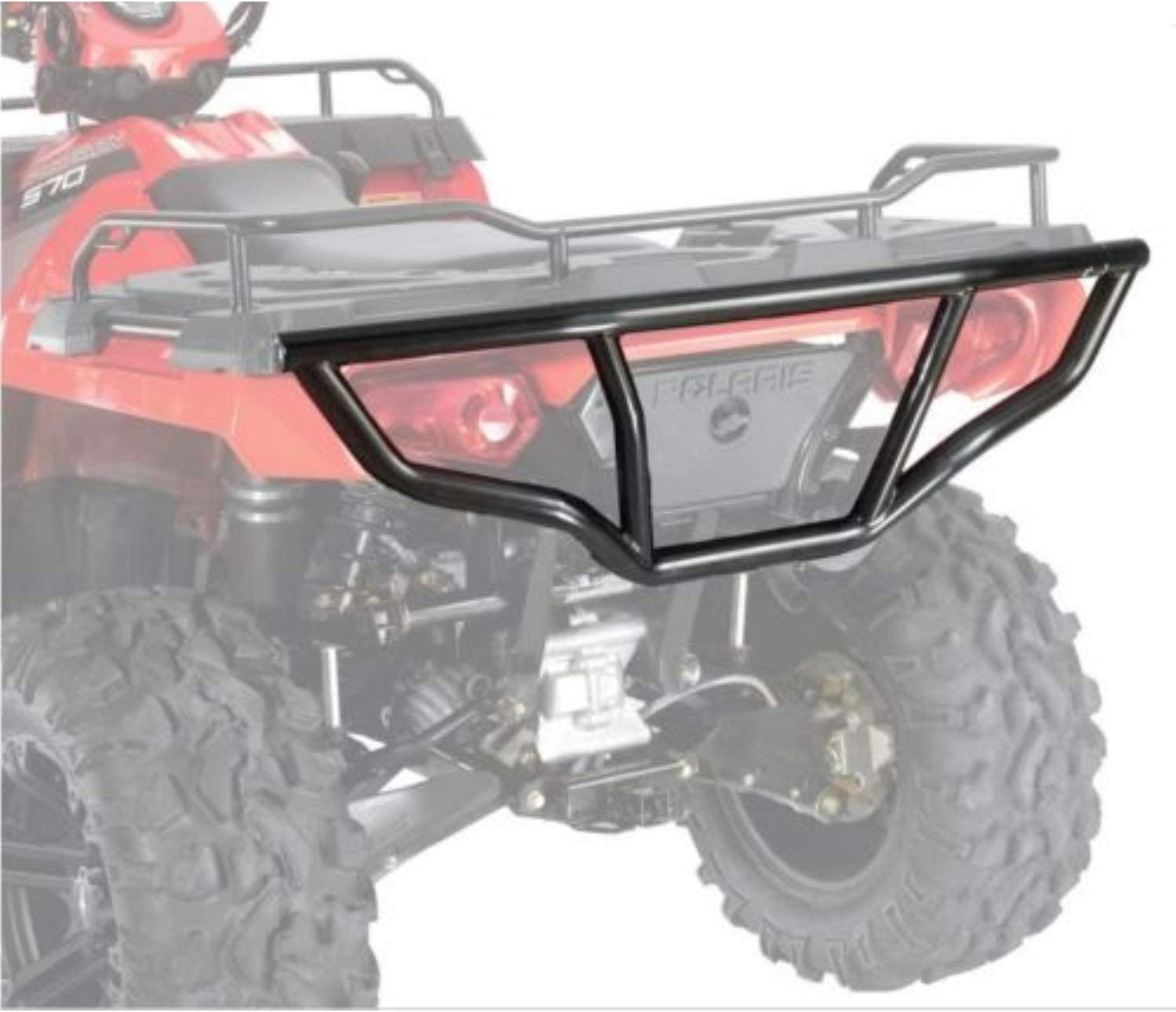 Black Front Brushguard 2879714 New OEM Polaris Sportsman 570 450 H.O