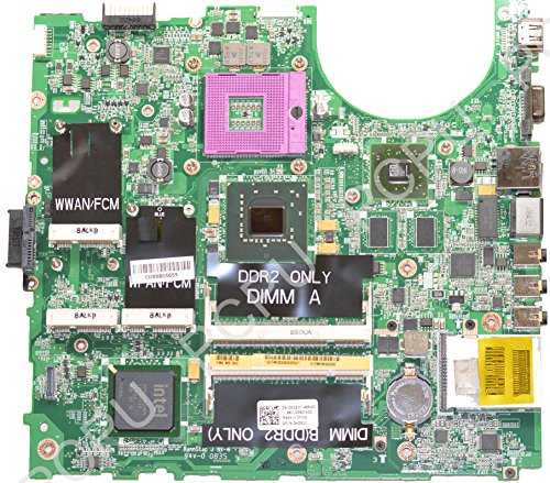 H281K Dell Studio 1535 Intel Laptop Motherboard s478 (Dell Studio 1535 Motherboard)