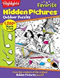 img - for Highlights Hidden Pictures  Favorite Outdoor Puzzles (Favorite Hidden Pictures#174;) book / textbook / text book