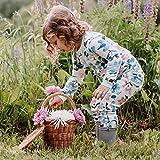 Burt's Bees Baby Baby Girls' Pajamas, Tee and Pant