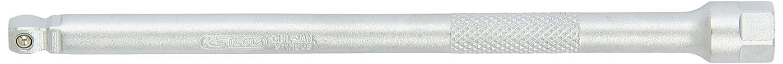 KS Tools 911.1508-E - Extensió n Wobble, 1/4'- 150mm, en etiqueta de la caí da 1/4- 150mm en etiqueta de la caída 4042146195949