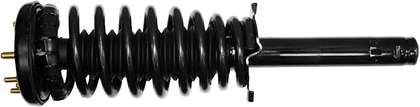 NEW Front Driver Left Monroe Strut and Coil Spring For Honda Accord 2008-2012