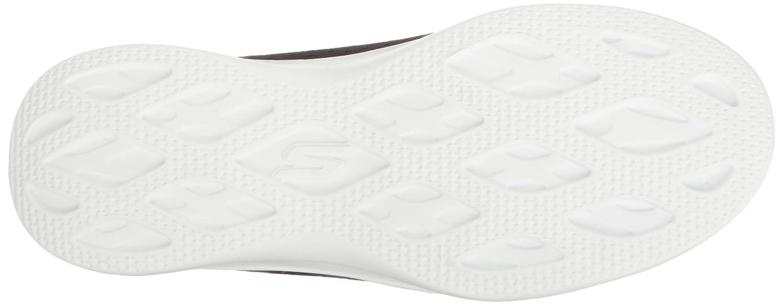 Skechers Performance Women's Go Step Lite Slip-on Walking Shoe B01IIBIXBA 6 B(M) US|Black/White