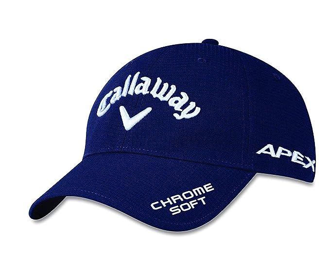 Callaway Ta Perform Pro Gorra de béisbol, Azul Navy 5219004, One ...