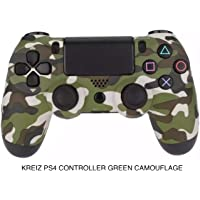Kreiz PS4 Wireless Controller for PS4 V2 for for Playstation 4 , PS4 Remote Control with Charging Cable Wireless…