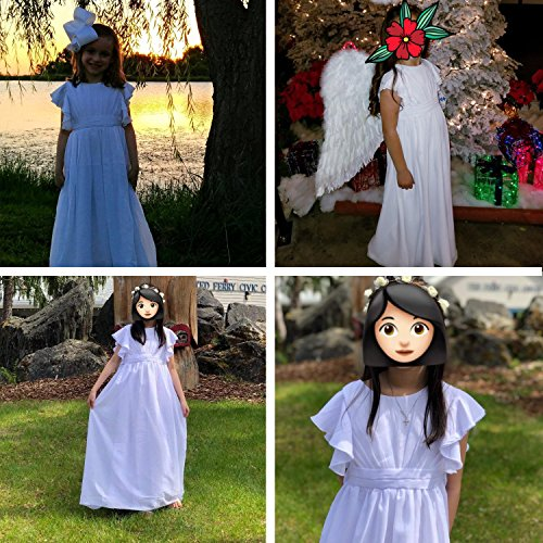Carat-Fancy-Chiffon-Flutter-Sleeves-Flower-Girl-Dresses