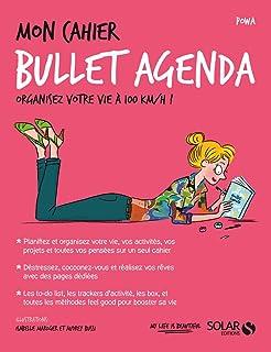 Amazonfr Mon Bullet Agenda Larousse Livres