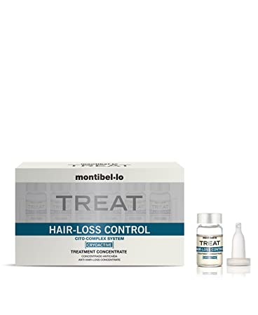Montibello Cryoactive Hair Loss Control Treatment Concentrate 7ml (12)