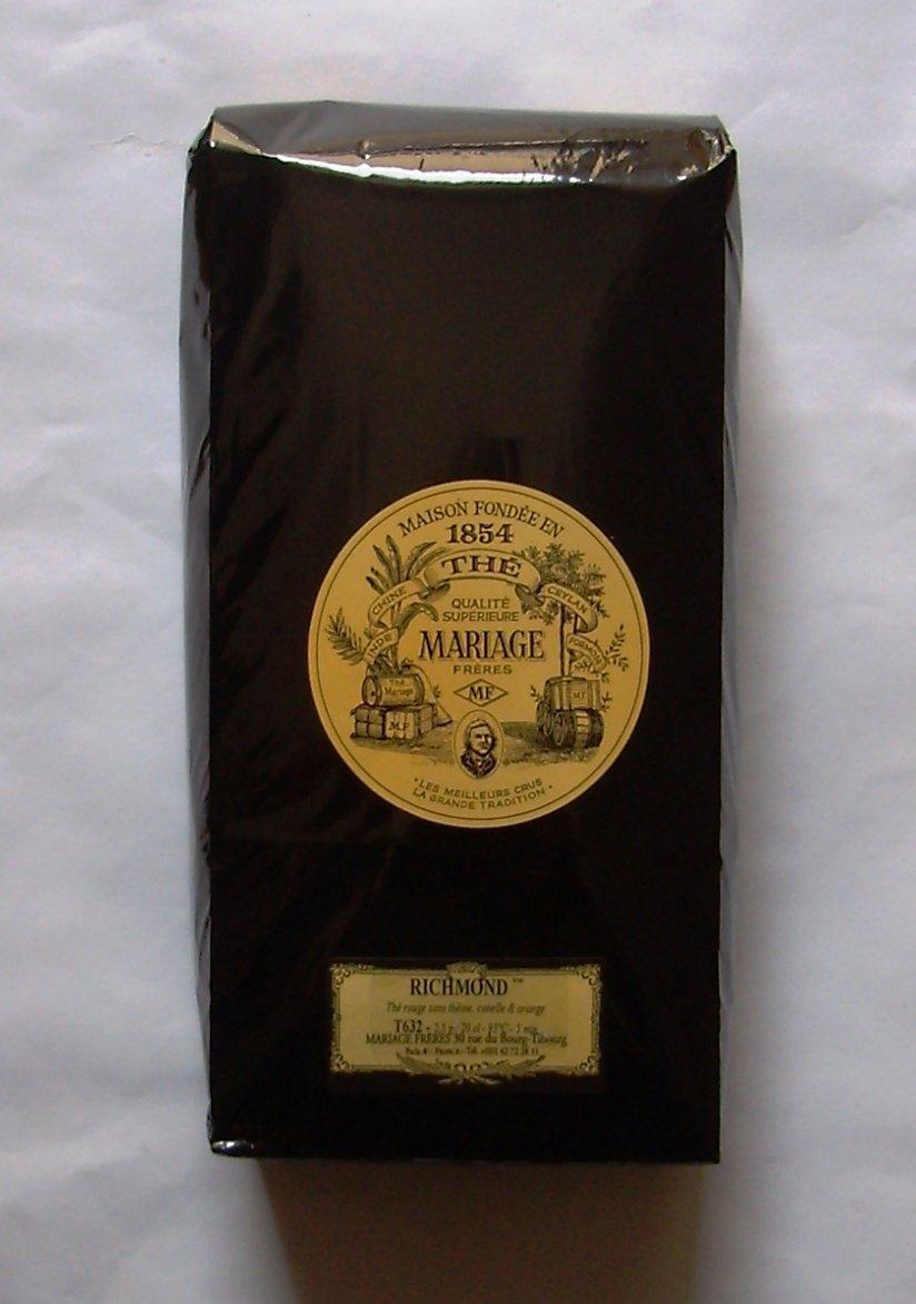 Mariage Frères - RICHMOND® - LOOSE LEAF BAG - 17.63oz / 500gr