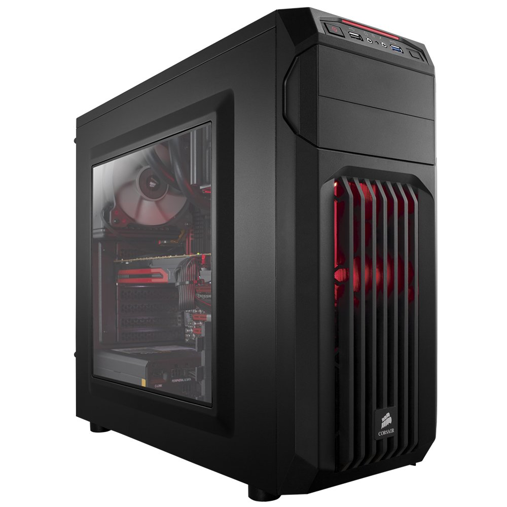 best Case and PSU for gaming PC