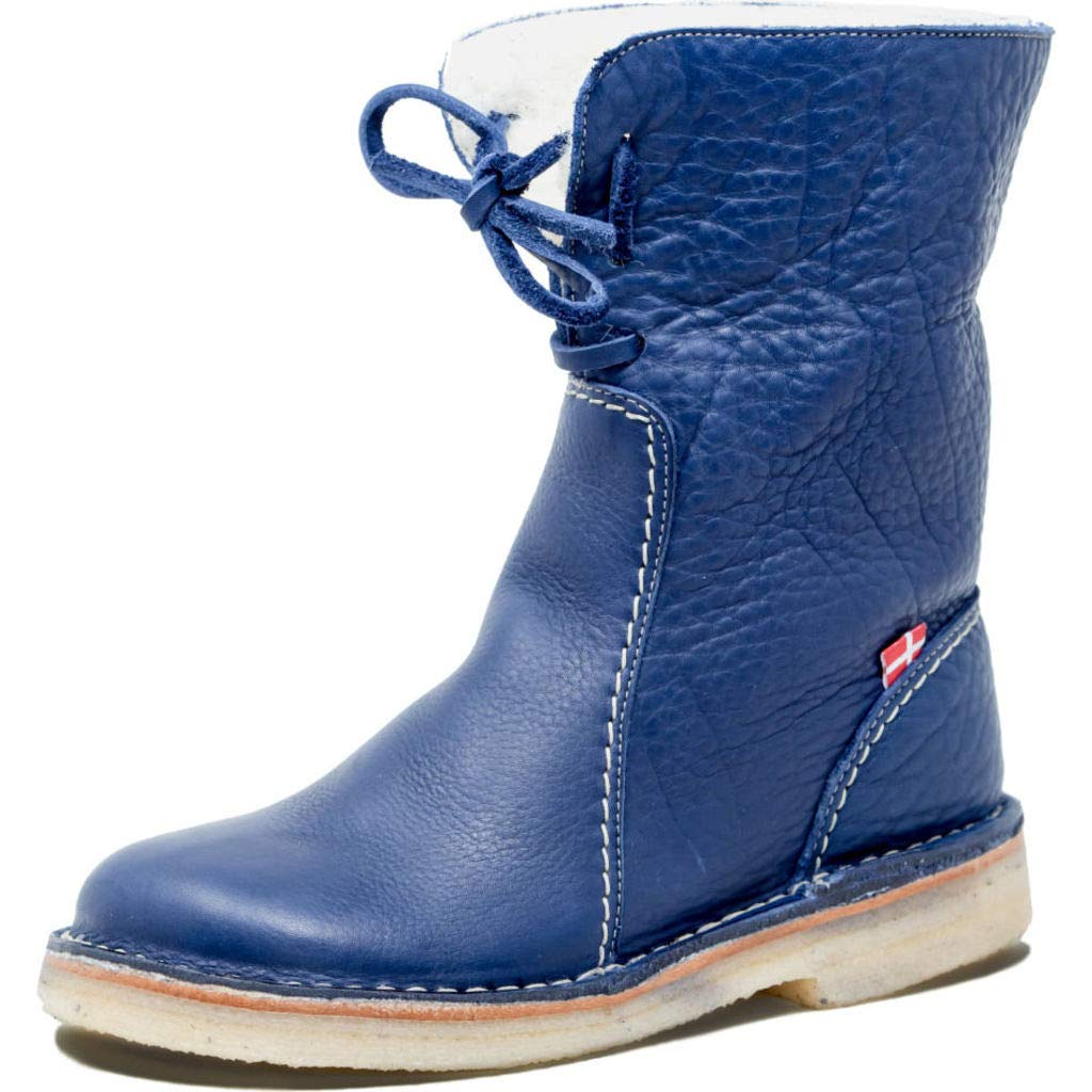 Duckfeet Arhus Boots Royal Blue Size 43