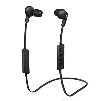 KLIM Pulse - Auriculares Bluetooth 4.1 Cascos Inalámbricos: Amazon.es: Electrónica