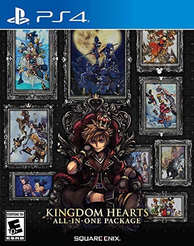 Kingdom Hearts All-In-One Package(輸入版:北米)- PS4