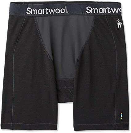 Smart Wool Mens PhD Wind Boxer Brief