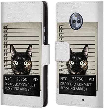 Cell Phones & Accessories Cell Phone Accessories Official Dean Russo Cats 2 Leather Book Wallet Case Cover For Lg Phones 2