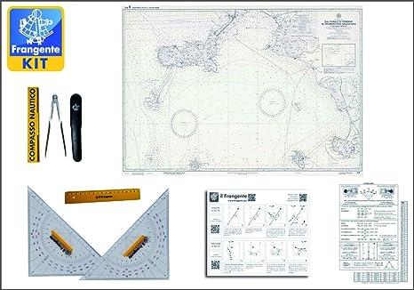 Kit di carteggio nautico DreiMaster
