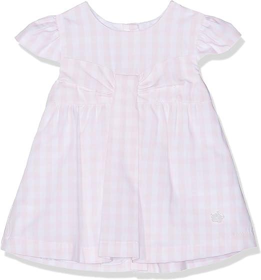 Chicco Baby-M/ädchen Abito Manica Corta Kleid