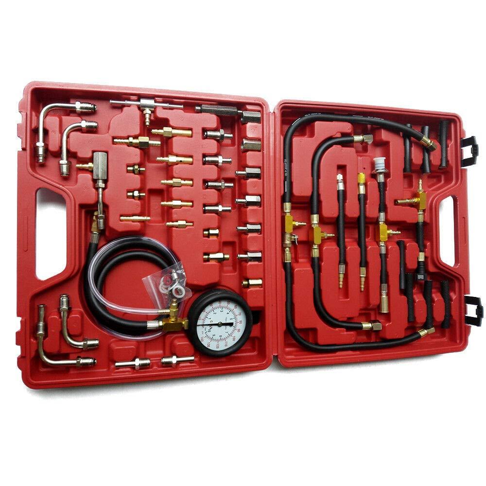 MOMOJA Kit contr/ôleur de Pression dhuile Testeur de Carburant Testeur de Compression