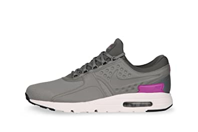 cdd76d3e08 Amazon.com | Air Max Zero Premium 881982 004 Grey/Purple/White Size ...