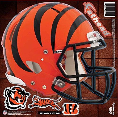 NFL Cincinnati Bengals Fathead Helmet Decal
