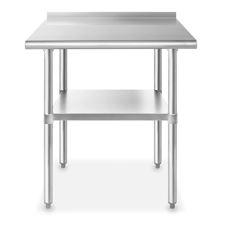Amazon.com: Gridmann NSF mesa de trabajo y preparació ...