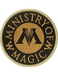 Ata-Boy Harry Potter Ministry of Magic Full Color Iron-On Patch