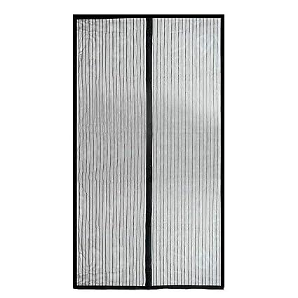 Newkiton Magnetic Screen Door, Heavy Duty, Full Frame Velcro & Tough ...