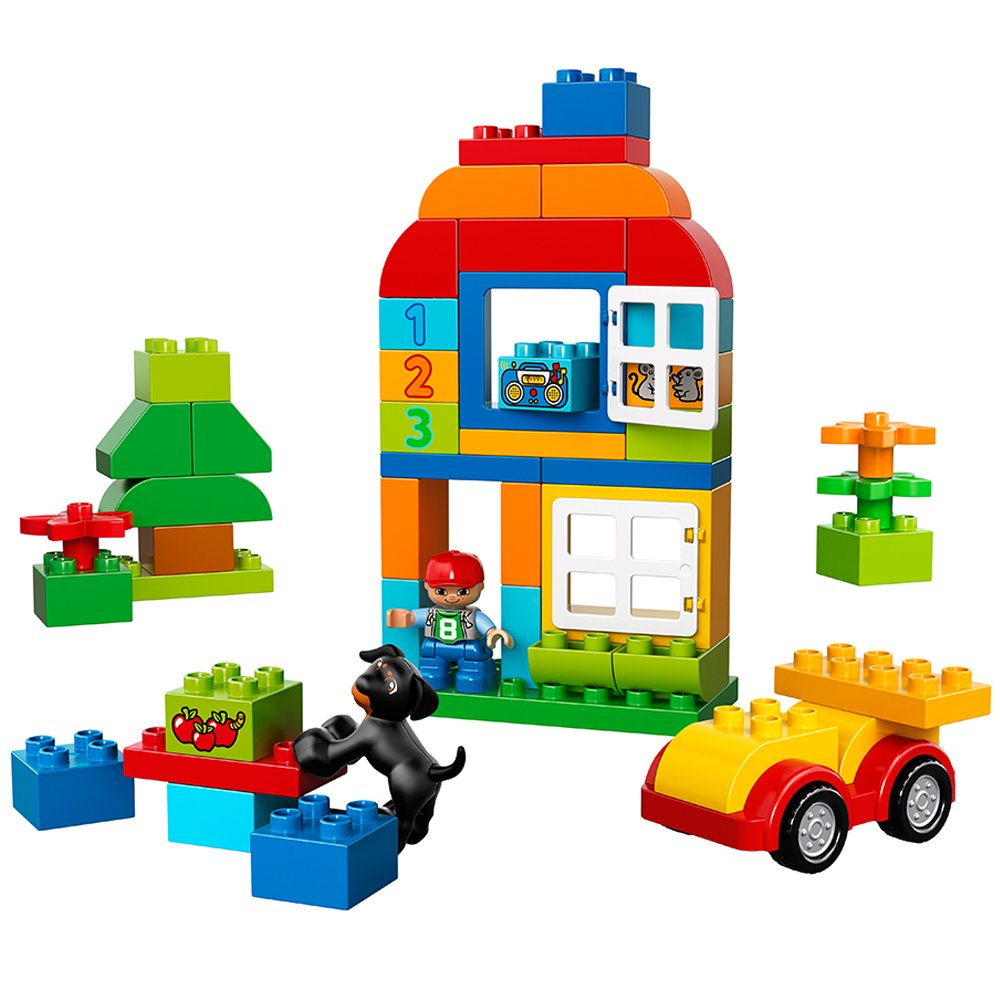 LEGO DUPLO Creative Play 6059074 Educational Toy by LEGO (Image #5)