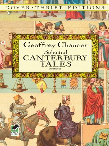 g chaucers the canterbury tales the truth of corruption that occurred in the religious world