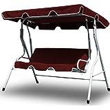 Swing bench garden hammock swing seat swinging seater garden furnitur swing seat
