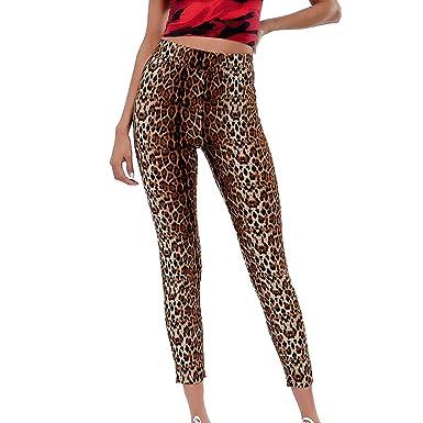 LHWY Pantalones Mujer Cintura Alta Vaqueros Moda Mujer Sexy ...