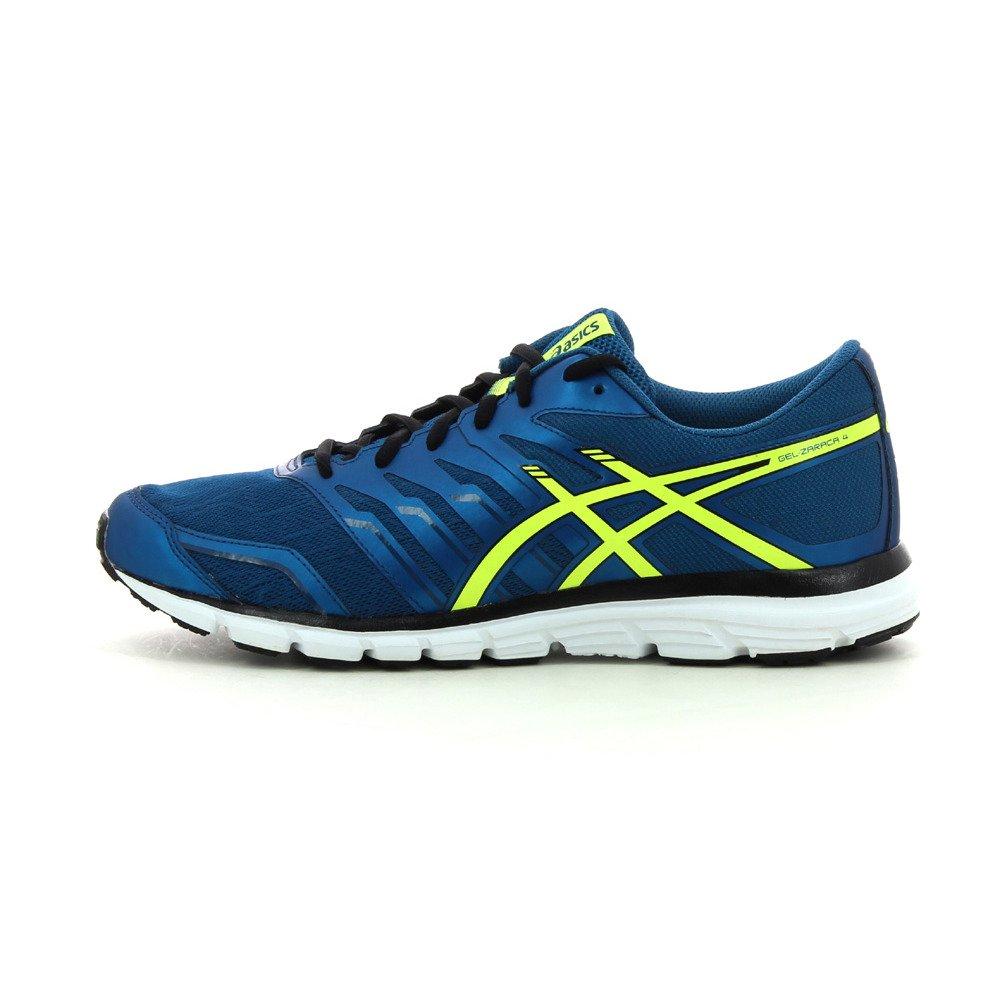 new product 30b5b ac0ee ASICS Gel-Zaraca 4, Chaussures de Running Compétition Homme, Bleu, 7.5   Amazon.fr  Sports et Loisirs
