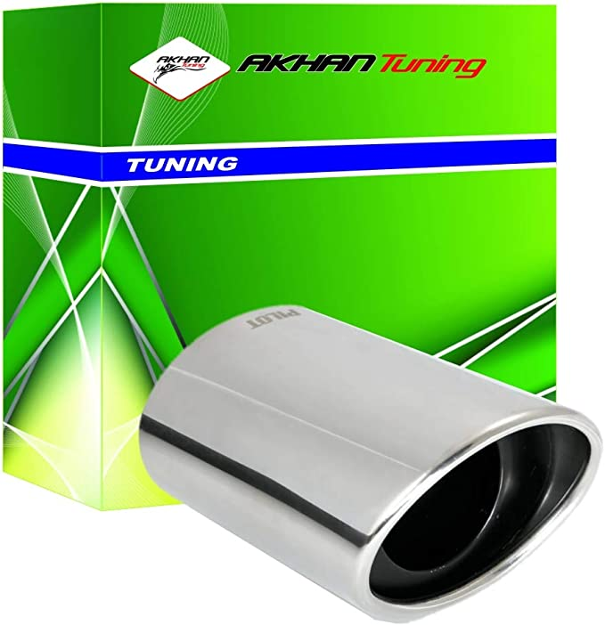 Sumex 4008055 Stainless Steel Twin Exhaust Trim 240 cm