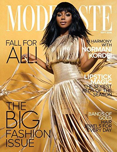Modeliste Magazine September 2016: Normani Kordei