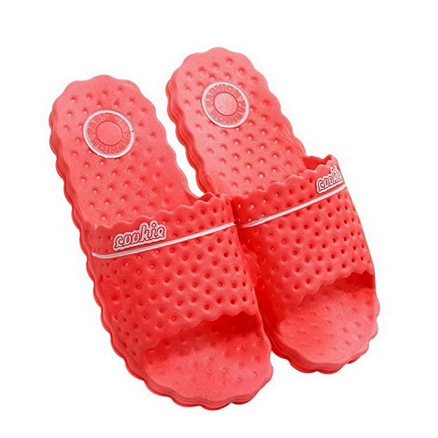 LISIMKE Womens Bath slippers Fashion slippers Beach slippers Hotel Slipper shoes-39