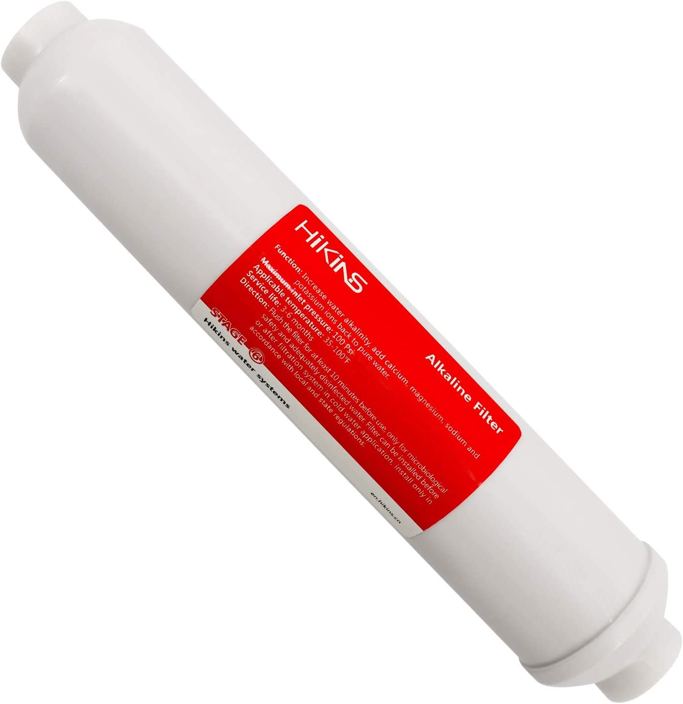 Hikins PH+ Alkaline Alkaline Water Filter Cartridge