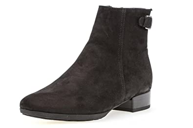 9805eb66a Amazon.com | Gabor Partner Womens Suede Buckle Ankle Boots | Ankle ...