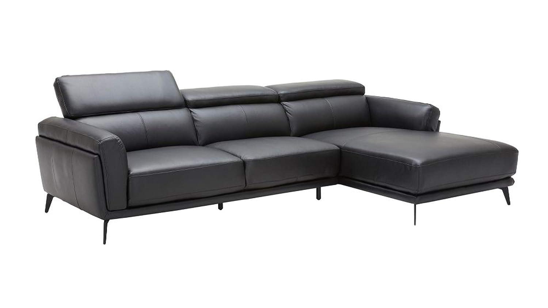 Amazon.com: Benjara BM194557 Contemporary Style Leatherette ...