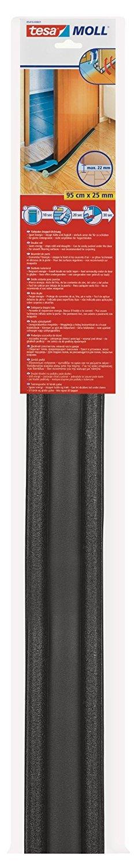 Tesa Calfeutrer 05418-00001-00 Bourrelet BP mousse PVC 95 cm X 25 mm 05418-00001-02